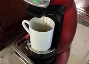 コーヒー 抽出