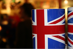 イギリスのマグカップ