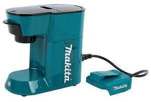 マキタ充電式コーヒーメーカー