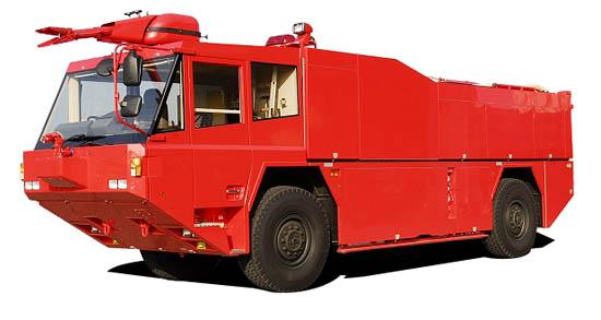 科学消防車