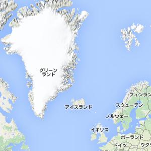 氷の島なのになぜグリーンランド?そう呼ばれている理由とは?