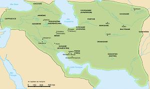 ペルシア帝国