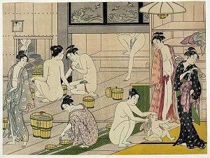 浴場 江戸時代