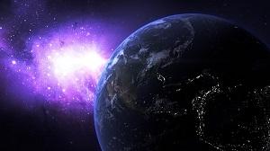 宇宙 地球