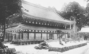 昔の延暦寺