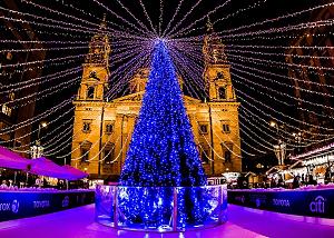 業務用巨大クリスマスツリー