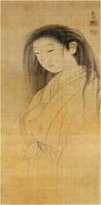 円山応挙の幽霊の絵