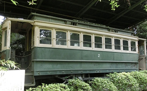日本初の電車