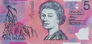 オーストラリアのポリマー紙幣
