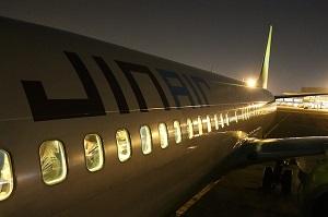 飛行機 ライト