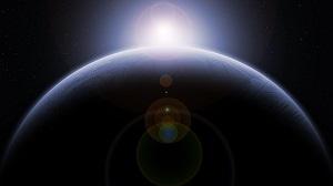 太陽 地球