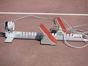 陸上 電子スピーカー