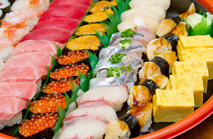 持ち帰り寿司