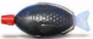 魚の形をした醤油容器