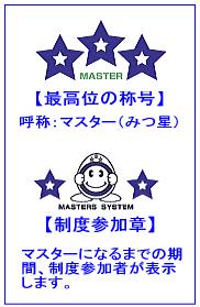 マスターズ制度