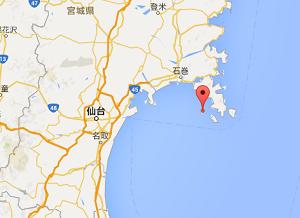 田代島の位置