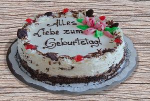 手作り ホールケーキ
