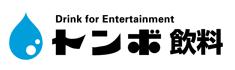 トンボ飲料 ロゴ