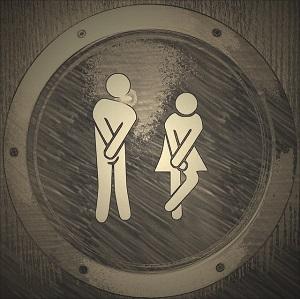 トイレ 我慢